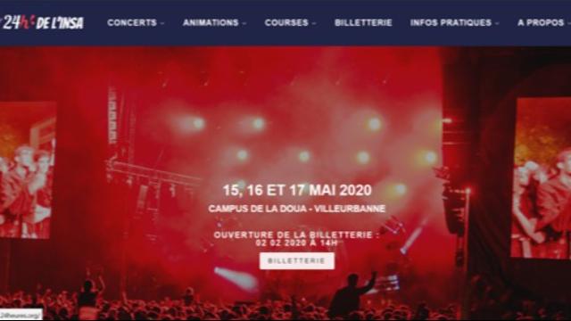 Les 24 h de l'INSA de Lyon 21, 22 ET 23 MAI 2021